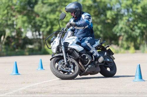 Motorrijbewijspoint Zwolle motor rijtest